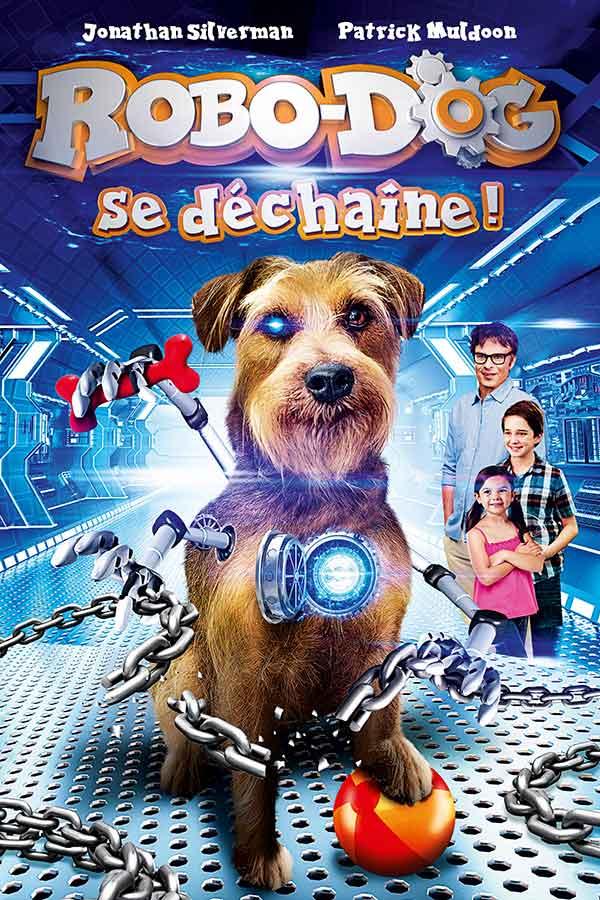 robo-dog se dechaine-affiche-Fipfilms